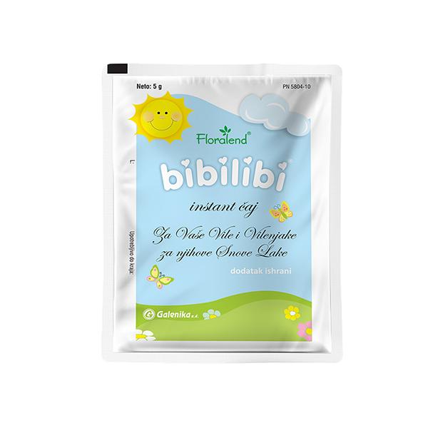 Čaj Bibilibi 5g