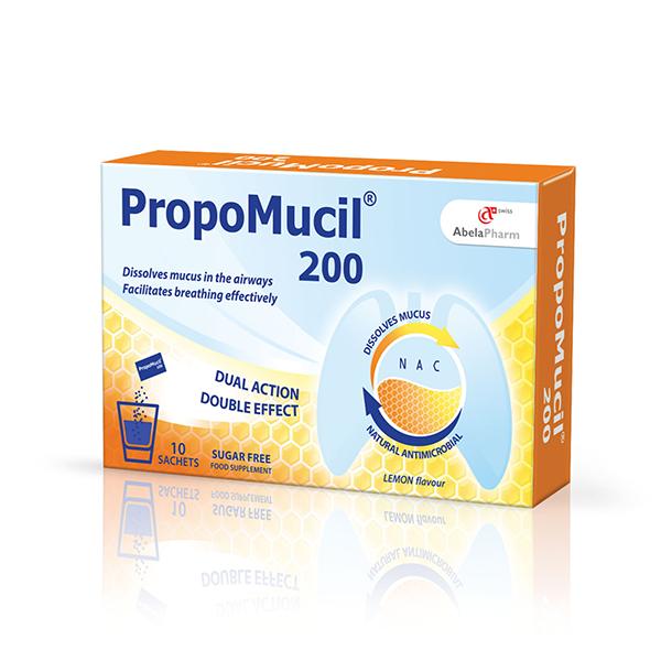 Herbiko PropoMucil 200 (10 kesica)