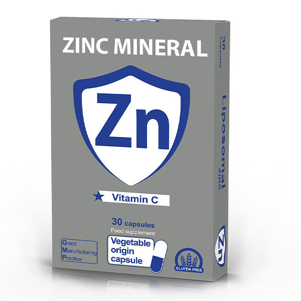 Lipozomalni Cink sa vitaminom C 30 kapsula