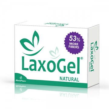 LaxoGel Natural 10 kesica