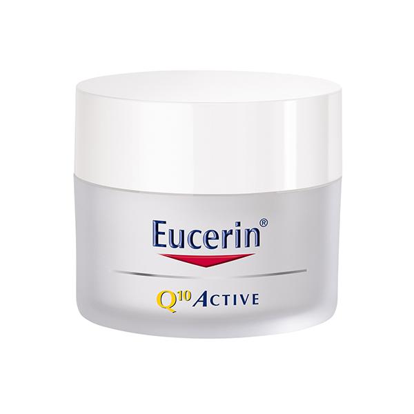 Eucerin Q10 ACTIVE Dnevna krema za suvu kožu 50ml