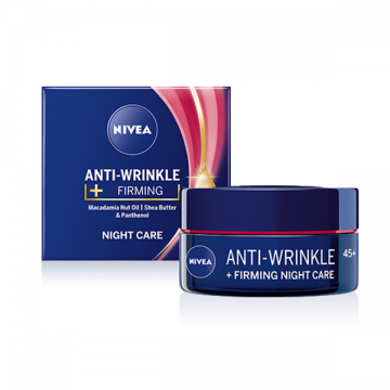 Anti-Wrinkle 45+ noćna krema protiv bora 50ml