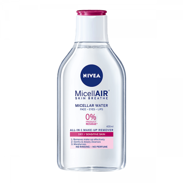 Nivea micelarna voda za suvu kožu 400ml