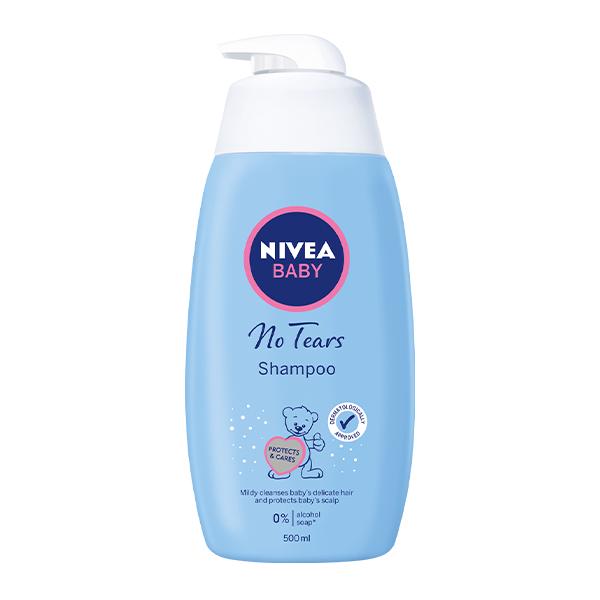 Nivea Baby blagi šampon 500ml