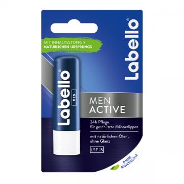 Labello Active for Men 4.8g
