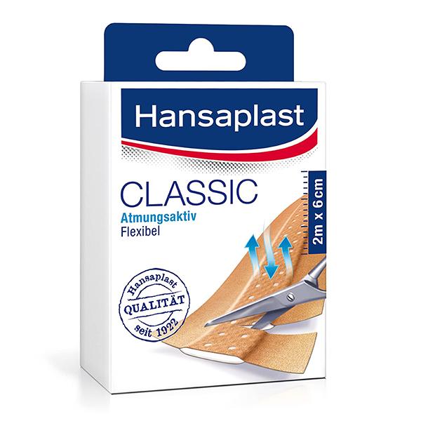 Hanslaplast Classic flasteri 20 kom.