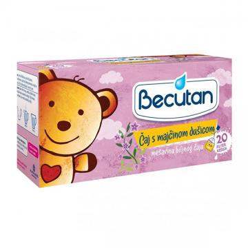 Becutan čaj s majčinom dušicom (20 kesica)