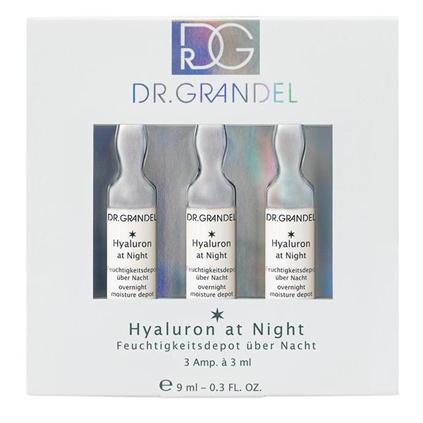 Dr. Grandel Ampule Hyaluron at Night 3x3ml