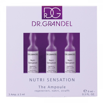 Dr. Grandel Ampule Nutri Sensation 3x3ml