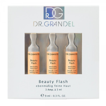 Dr. Grandel Ampule Beauty Flash 3x3ml