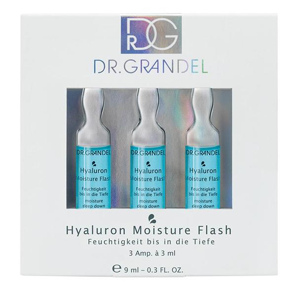 Dr. Grandel Ampule Hyaluron Moisture Flash 3x3ml