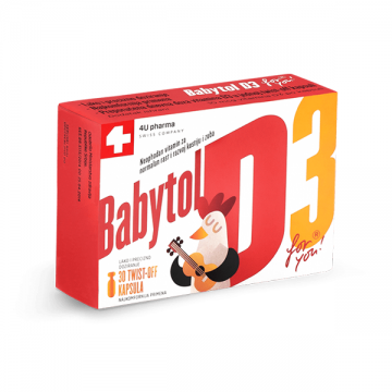 Babytol D3 30 kapsula