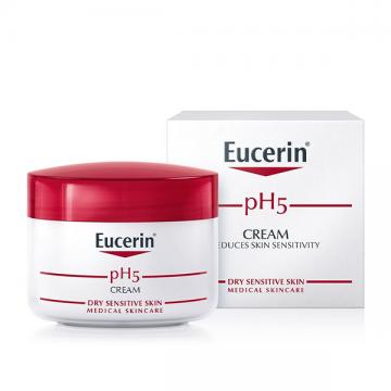 Eucerin pH krema za telo i lice 75ml