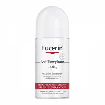 Eucerin Anti-Transpirant strong antiperspirant 48h roll-on 50ml