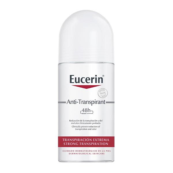 Eucerin Anti-Transpirant strong antiperspirant 48h roll-on 50ml