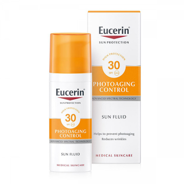 Eucerin Sun Protection photoaging control krema za lice SPF30+ 50ml
