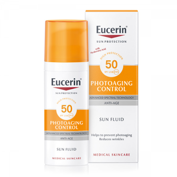 Eucerin Sun Protection photoaging control krema za lice SPF50 50ml