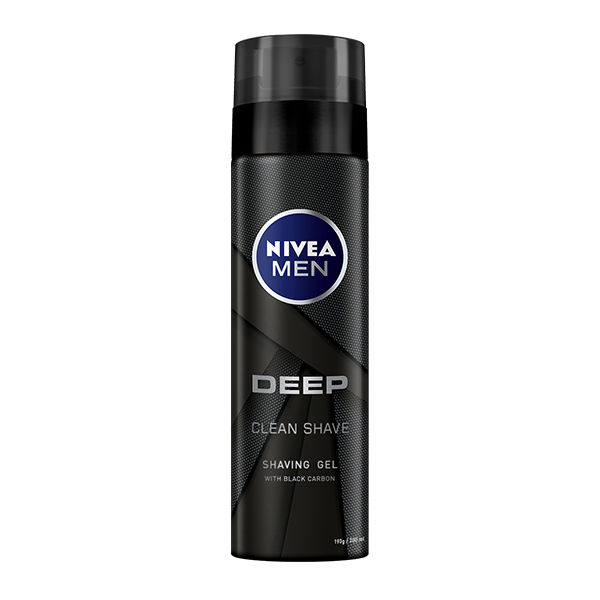 Nivea Men Deep gel za brijanje 200ml