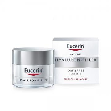 Eucerin Hyaluron-Filler dnevna krema za suvu kožu 50ml
