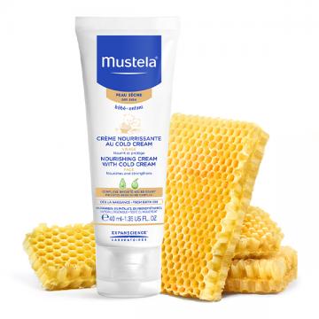 Mustela hranljiva Cold krema za lice 40ml