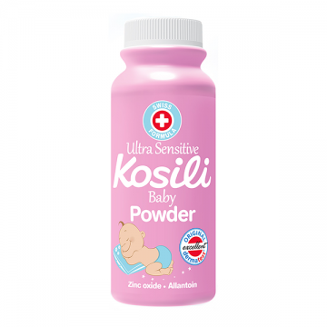Kosili Baby puder roze 100g