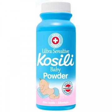 Kosili Baby puder plavi 100g