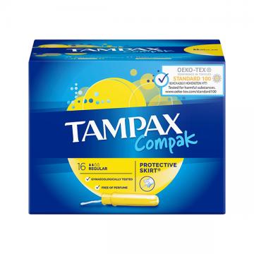 Tampax Compak Regular tamponi 16 komada