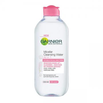 Skin Naturals micelarna voda za osetljivu kožu 400ml