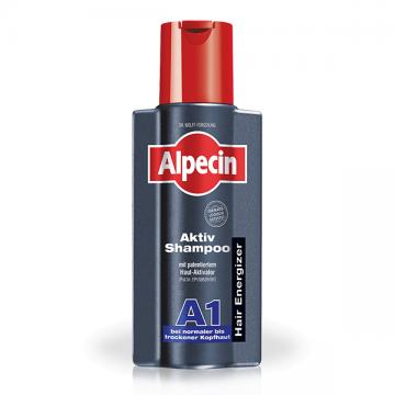 Alpecin Active A1 šampon namenjen normalnoj ili suvoj koži temena 250ml