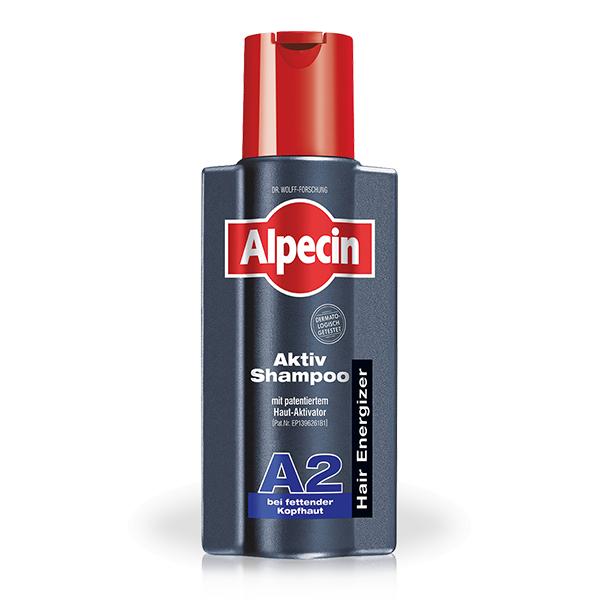 Alpecin Active A2 šampon za masnu kožu temena 250ml