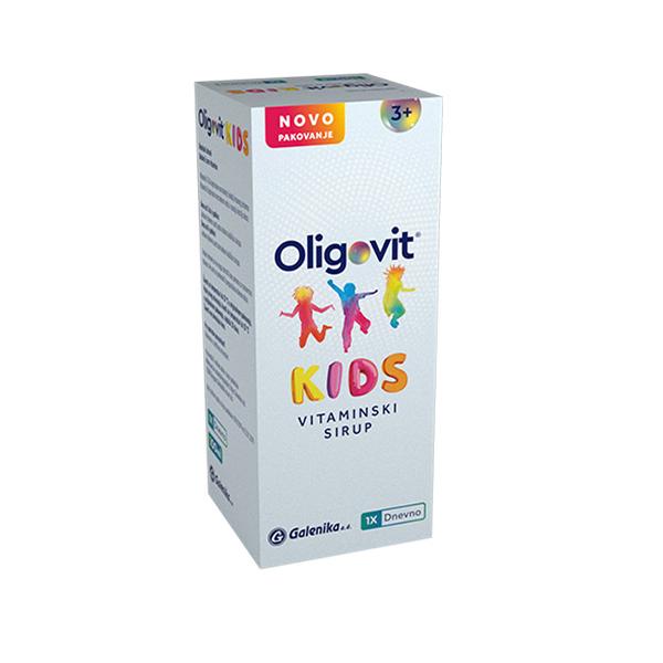 Oligovit sirup za decu 100ml