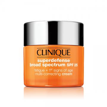 Cliqnique Superdefense SPF 25 Fatigue + 1st signs of Age Multi-Correcting Cream 50ml