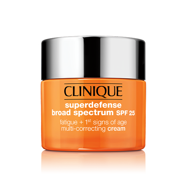 Cliqnique Superdefense SPF 25 Fatigue + 1st signs of Age Multi-Correcting Cream 50ml