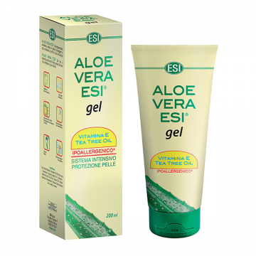 ESI Aloe Vera gel sa uljem čajevca i vitaminom E 200ml
