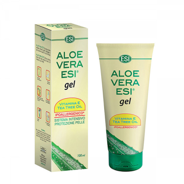 ESI Aloe Vera gel sa uljem čajevca i vitaminom E 100ml