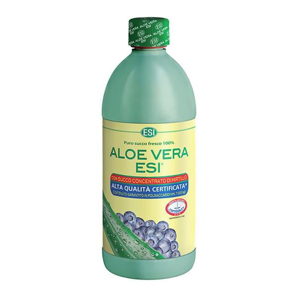 Esi Aloe Vera sok sa borovnicom 500ml