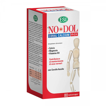 ESI NoDol Coral Calcium Max 80 kapsula
