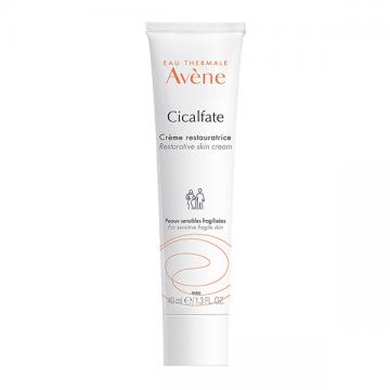 Cicalfate obnavljajuća krema za osetljivu kožu lica 40ml - 1