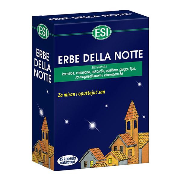 ESI Erbe Della Notte 45 kapsula