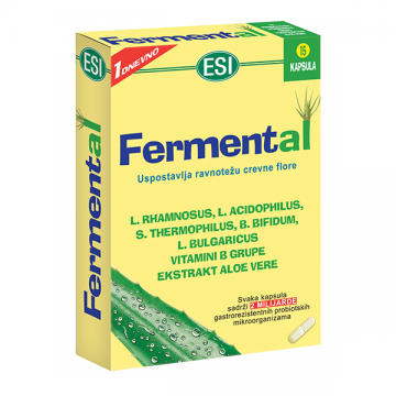 ESI Fermental 15 kapsula