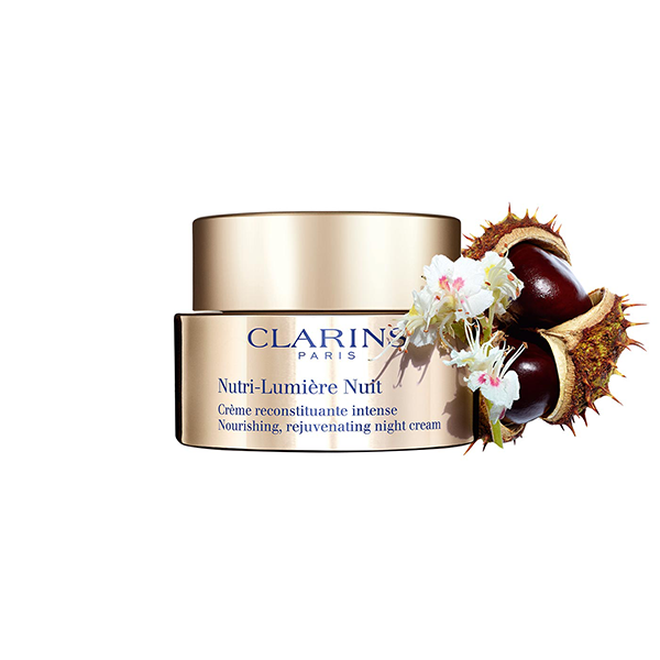 Clarins Nutri-Lumière Night Cream noćna krema 50ml