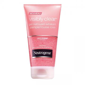 Visibly Clear Pink Grapefruit piling za čišćenje lica 150ml - 1