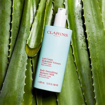 Clarins Body-Smoothing Moisture Milk 400ml