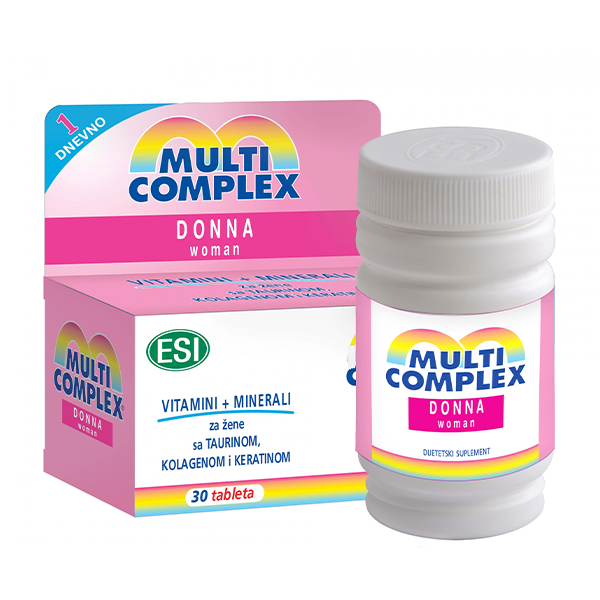 ESI Multicomplex Donna 30 tableta