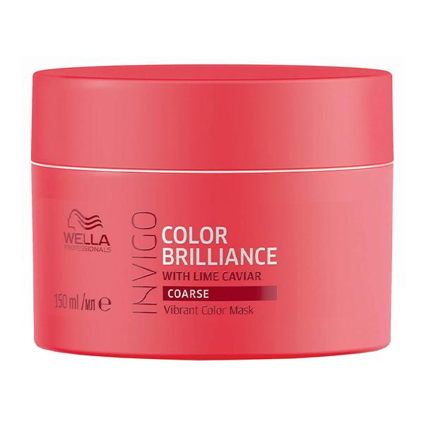 Wella Invigo Color Brilliance Mask Coarse maska za regeneraciju farbane i grube kose 150ml