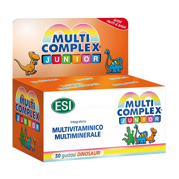 ESI Multicomplex Junior 50 tableta