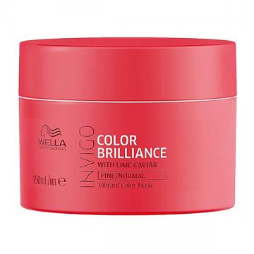 Wella Invigo Color Brilliance Mask Fine maska za regeneraciju farbane i tanke kose 150ml
