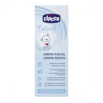 Chicco Natural Sensation krema za lice 50 ml