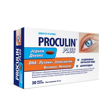 Proculin Plus 30 kapsula
