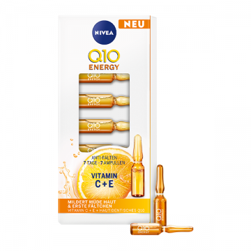 Nivea Q10 Energy tretman ampule 7x1ml